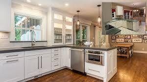 Galley Style Kitchen Remodel Ideas Kitchen Style Asian Kitchen Black Ceramic Countertop Natural