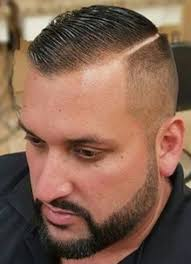 bald hairstyle side part with combover hairstyles for balding