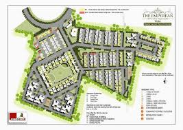 High Rise Apartment Floor Plans by Overview The Empyrean At New Nagpur Fire Arcor Infrastructure