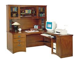 furniture stylish mainstays l shaped desk with hutch with storage