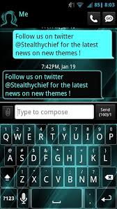 go themes apps apk go sms tron style theme 1 4 apk download android personalization apps