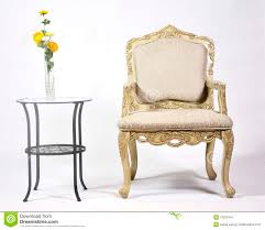 classic chair stock image image 12209741