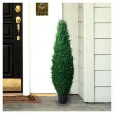 garden 3 4ft cypress artificial tree target