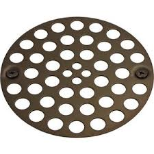 mb601orb tub shower drain cover bathroom accessory oil rubbed