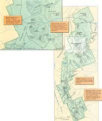 Big Bend Map 24 High Resolution National Park Maps