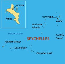 Indian Ocean Map Map Of Indian Ocean Islands Countries Indian Ocean Islands Top