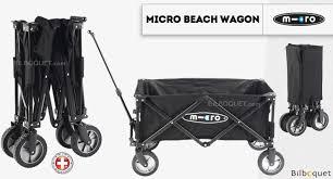 micro beach wagon multifunction carrying wagon micro mobility