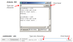 example sketch test servo speed learn parallax com