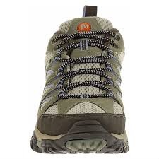 merrell women u0027s moab wp hiking shoes dusty olive