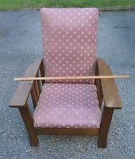 mission morris chair ebay