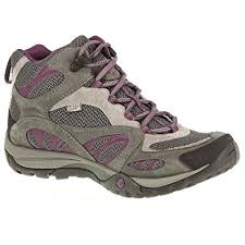 merrell womens boots uk merrell womens azura mid waterproof walking boots castle