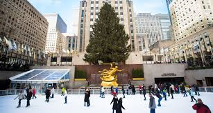 the rink at rockefeller center opens for the season global traveler
