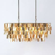 Chandelier Philippines Large Rectangle Hanging Capiz Pendant Shade Made In The