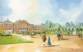 Where Is Kensington Palace Prince Charles U0027 Architecture Charity Backs U0027twee U0027 Revamp Of