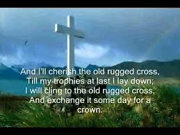 Old Rugged Alan Jackson The Old Rugged Cross With Lyrics Youtube