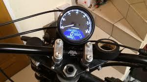 k75 ebay speedometer youtube