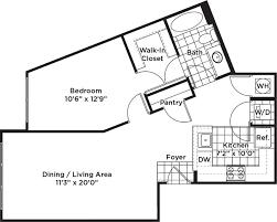 the gale floor plan the gale eckington washington dc apartment finder