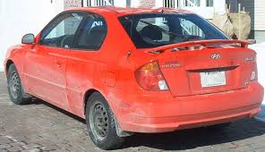 hyundai accent gt 2003 file accent hatchback 03 jpg wikimedia commons