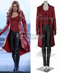 Civil War Halloween Costume Marvel Captain America Civil War Scarlet Witch Wanda Maximoff
