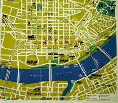 Map Of Cincinnati Downtown Guide Map Cincinnati Transit Blog