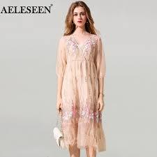 summer dresses uk mesh princess dresses uk fashion 3 4 sleeve women floral