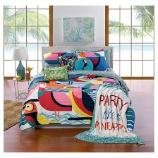 bird abstract quilt set 3 pc now target