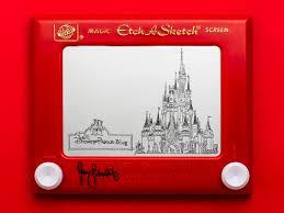 princess etch a sketch u0027 jane labowitch draws upon her artistry to