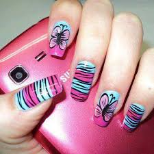 amazing butterfly nail design trendy mods com