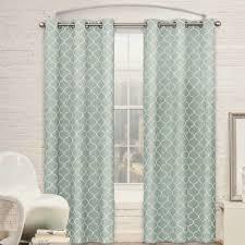 pamela trellis grommet curtain panel pair products pinterest