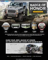 jeep logo cake 26 great facebook landing page examples dreamgrow 2017