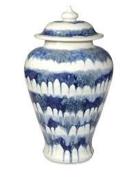 white ginger jar l blue and white ginger jars must have blue white porcelain ginger