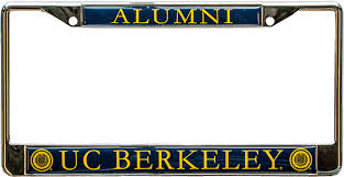 uc berkeley alumni license plate uc berkeley alumni license plate basics