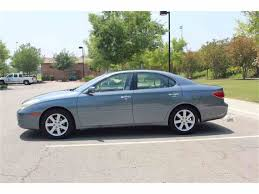 used lexus es330 sale 2005 lexus es330 for sale classiccars com cc 1013480