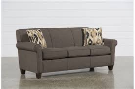 fabric and leather sofa sofas u0026 couches great selection of fabrics living spaces