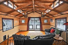 Pontoon Houseboat Floor Plans by Floating Home Floor Plans