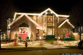 2 story christmas lights christmas fire warnings might den your holiday but save your life