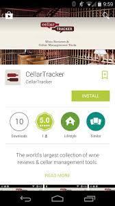 cellartracker apps now available for iphone android windows