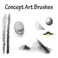 pencil drawing brushes for photoshop psddude