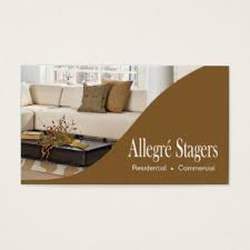 home staging interior design stager business cards templates zazzle