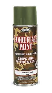 military colors spray paint little g i joes military surplus