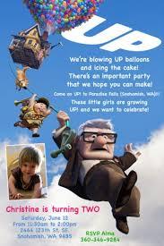 up disney pixar movie custom birthday invitation printabl u2026 flickr