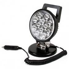 Magnetic Base Work Light Magnetic Work Lights Devon 4x4 4x4 Specialists