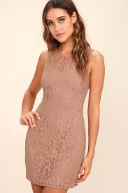 bb dakota bb dakota thessaly mauve dress lace dress sleeveless dress