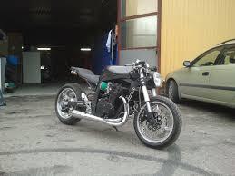 Suzuki Gr Gr 650 Bobber Build