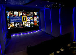 Theater Lighting 80 Home Theater Design Ideas For Men Movie Room Retreats