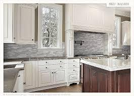 gray backsplash kitchen gallery for gray backsplash 9 kitchen light gray tiled backsplash