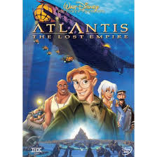 atlantis lost empire dvd video target