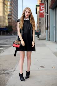 9 ways to style your little black dress the everygirl