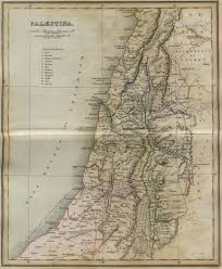 A New Map Of Jewish by Historical Maps And Atlases