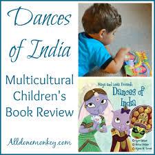dances of india multicultural children u0027s book review